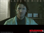 Metal Gear Solid 4 - No place to hide