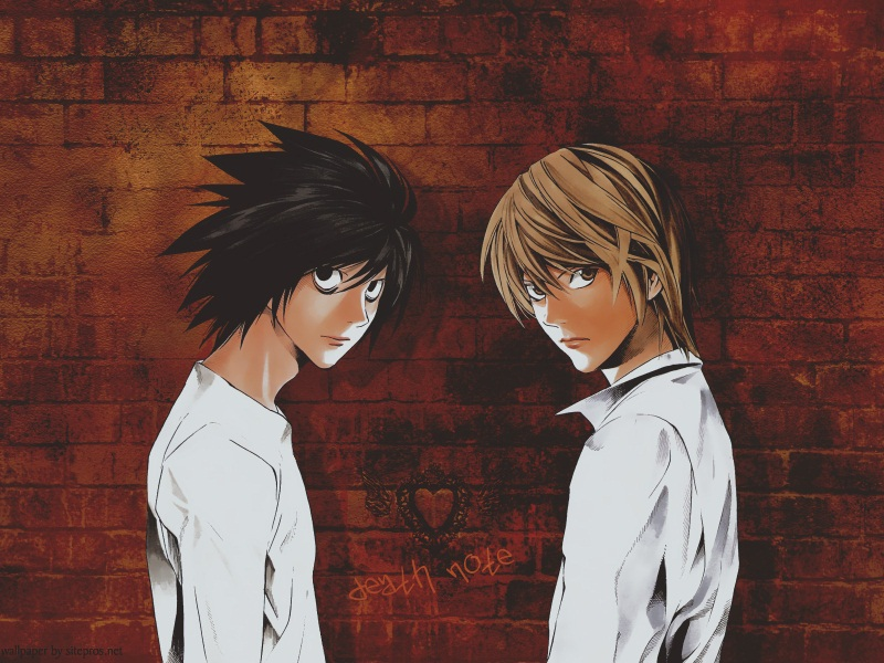 deathnote wallpapers. Death Note wallpaper