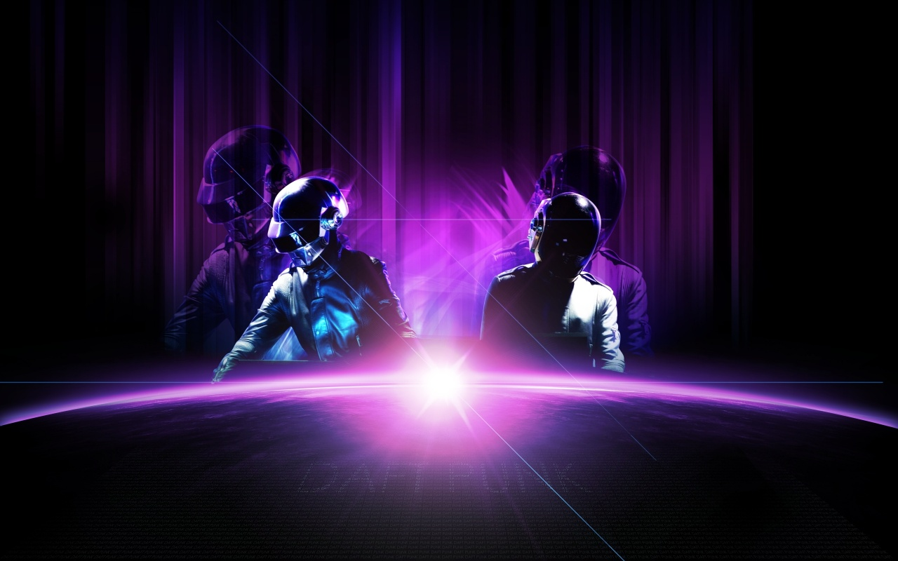 The Radiance of Daft Punk