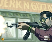 Grand Theft Auto 4 - Kalashnikov Rocks!