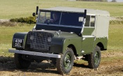 Land Rover Series 1 80 Soft Top 1948-58