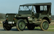 Willys MB Jeep 1942