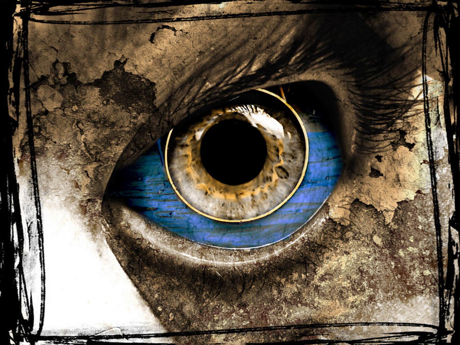 Horror eye 1155