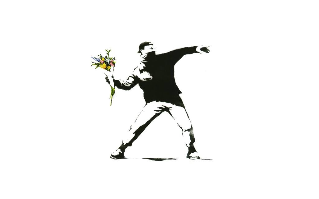 banksy wallpaper. from Banksy wallpaper