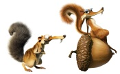 Ice Age Dawn of the Dinosaurs: Scrat and Scratte