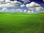 Green Hill (like Windows XP Bakcground)