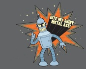 Futurama: Bender - Bite My Shiny Metal Ass!