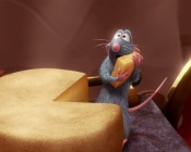 Ratatouille - Rat With Cheese