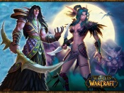 World Of WarCraft: Night Elves