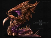 StarCraft 2: Hydralisk Side View
