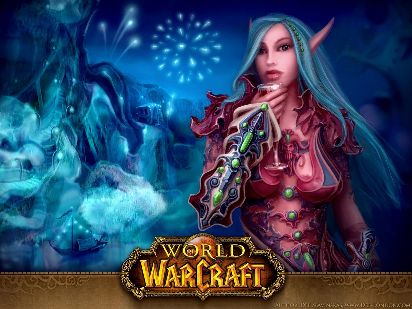 warcraft 3 background