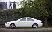 Volvo S80, side view