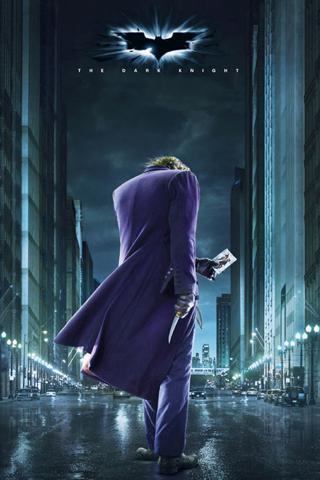 dark knight joker wallpaper. The Dark Knight: Joker