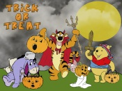 Happy Halloween from Winnie The Pooh