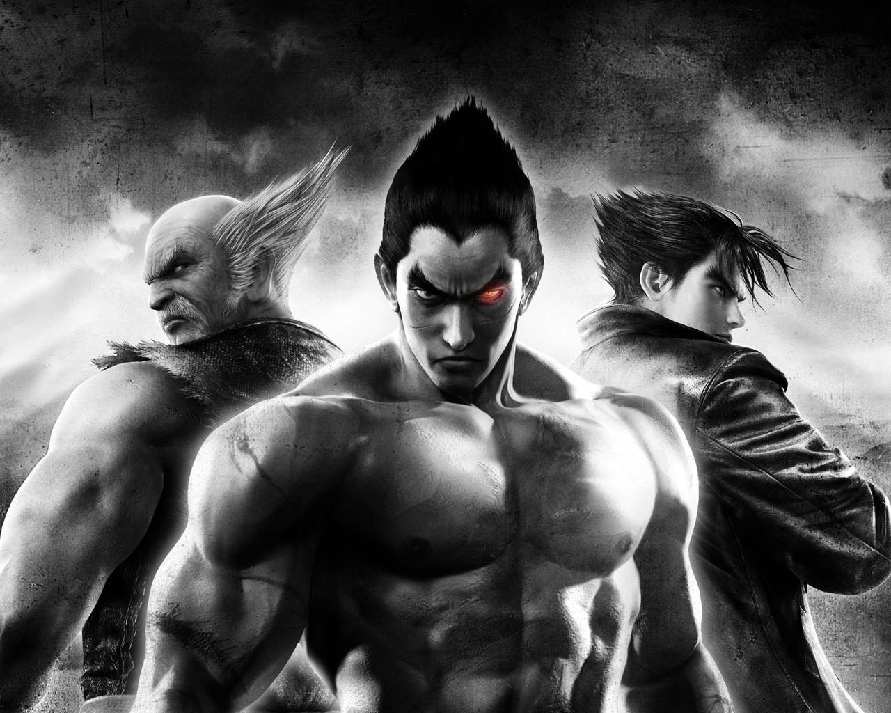 tekken 6 characters wallpaper