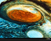 National Geographic: Great Red Spot