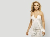 Britney Spears, White Dress