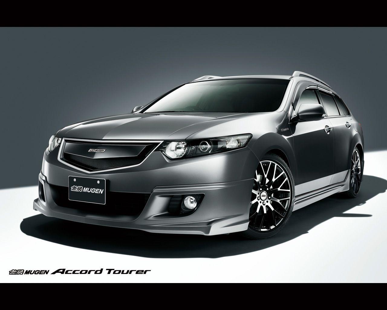 Auto / Honda Accord: Mugen Tuning #3804
