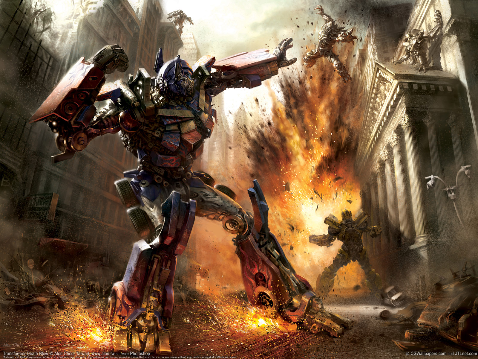 Movies Transformers