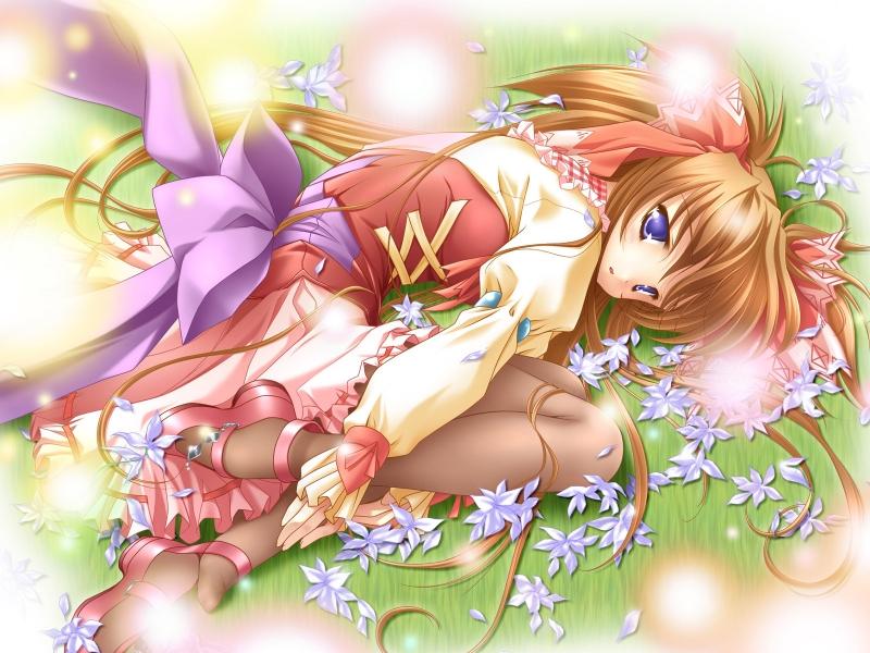 Anime Girl Wallpaper. download wallpapers Girl