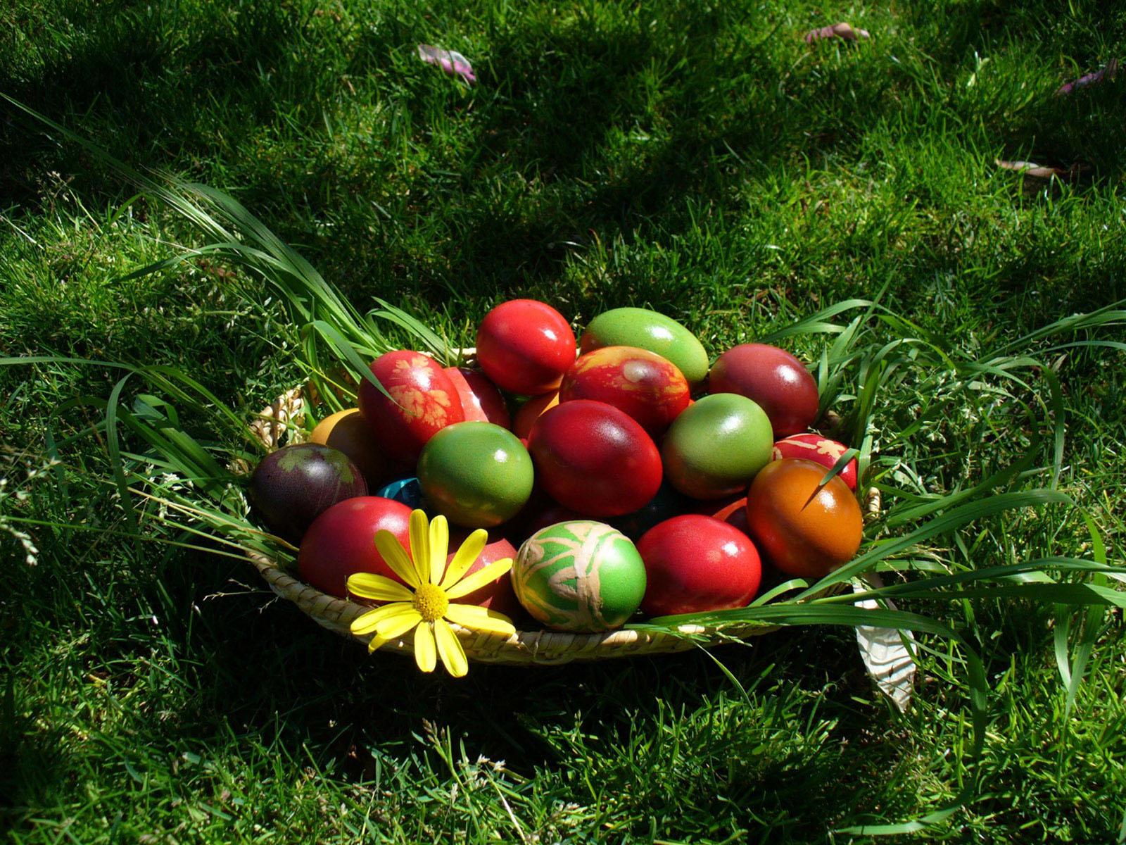 Religion / Easter Basket #4363