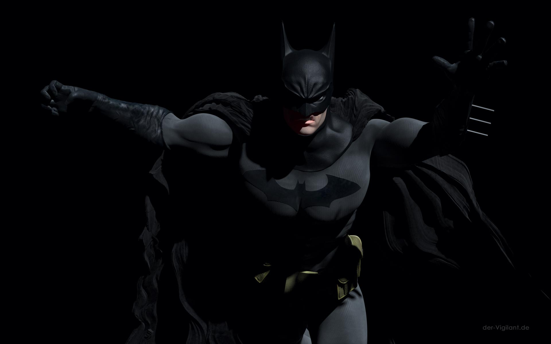 Batman Angry 1920x1200 wallpapers download - Desktop Wallpapers, HD ...