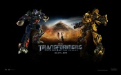 Transformers: Revenge of The Fallen (Optimus and Bumblebee)
