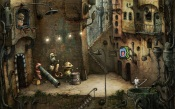 Machinarium - Alley china