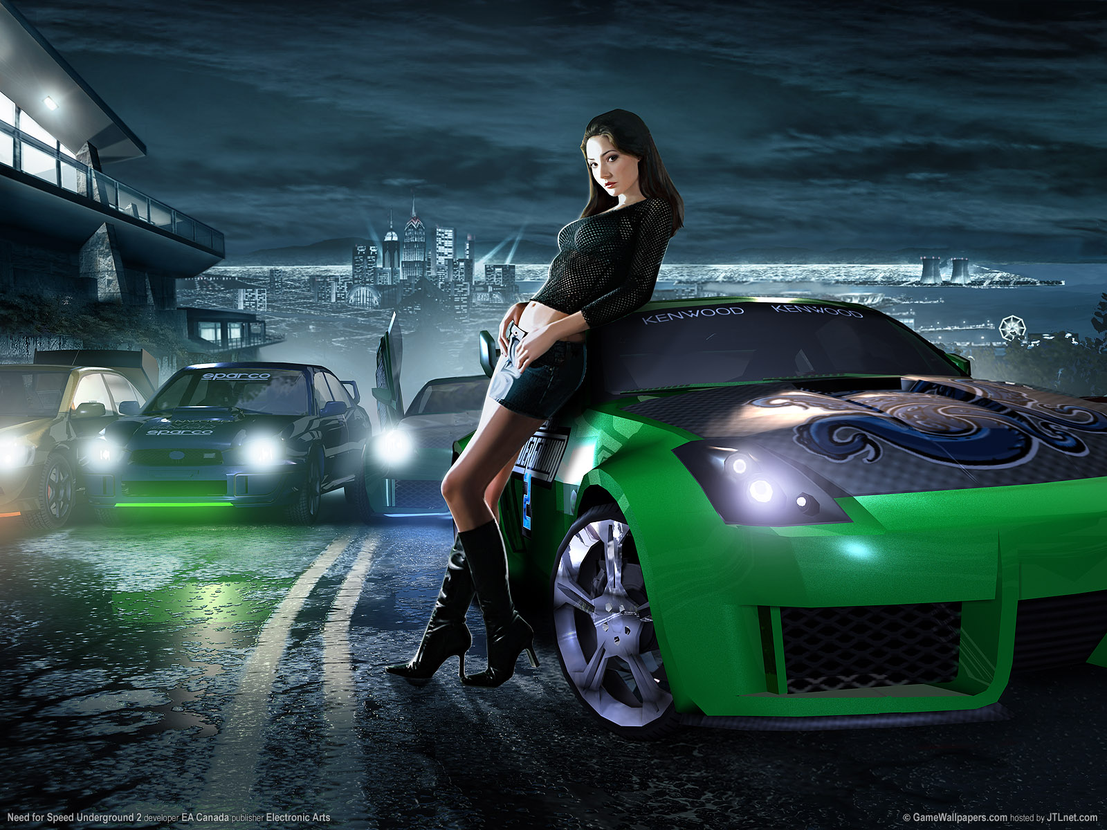 1600x1200 ? download Need For Speed Underground 2 wallpaper