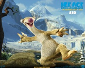 Ice Age Dawn of the Dinosaurs: Sid