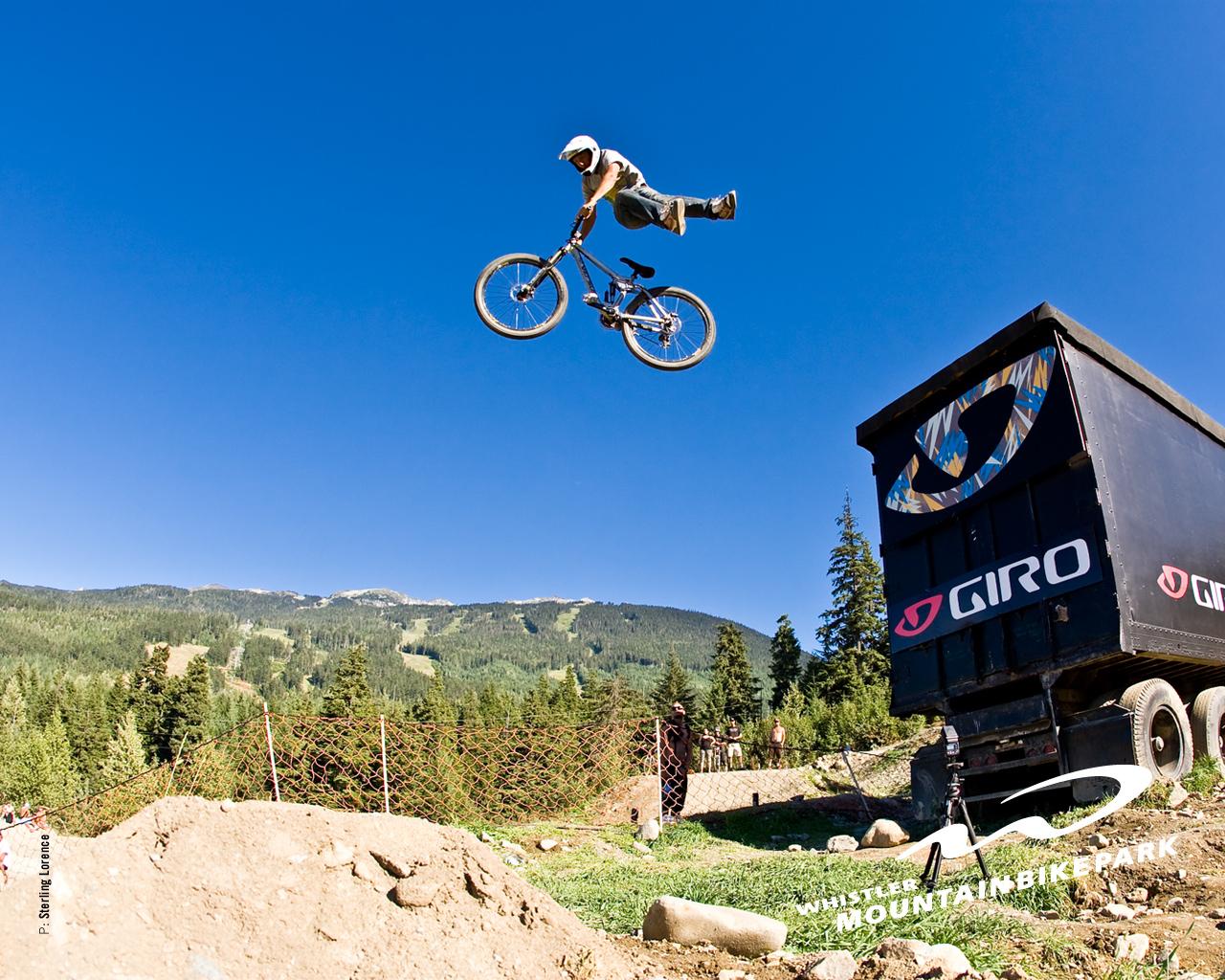Sport / Whistler Mountain Bike Park #685