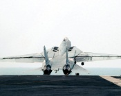 F14 Tomcat taking off