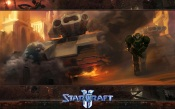 StarCraft 2: Terrans Tanks