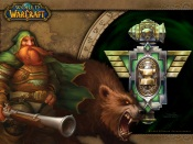 World of WarCraft: Dwarf and His Bear
