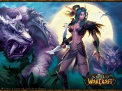 Night Elf Hunter - World of WarCraft