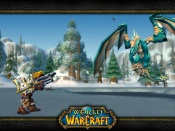 Gnome VS Azure Drake - World of WarCraft