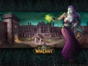 World of WarCraft - Undead Woman