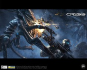 Crysis - Struggling the Aliens
