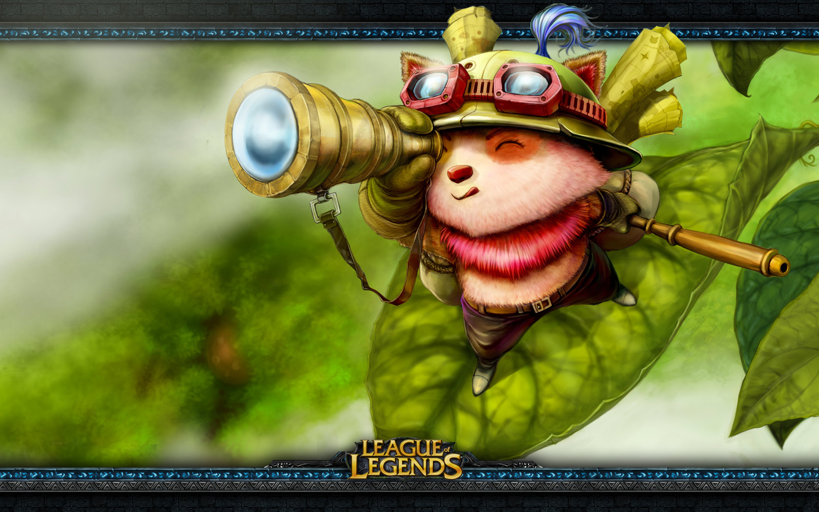 Games / League of Legends: Teemo #16975