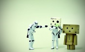 Stormtroopers and Danboard