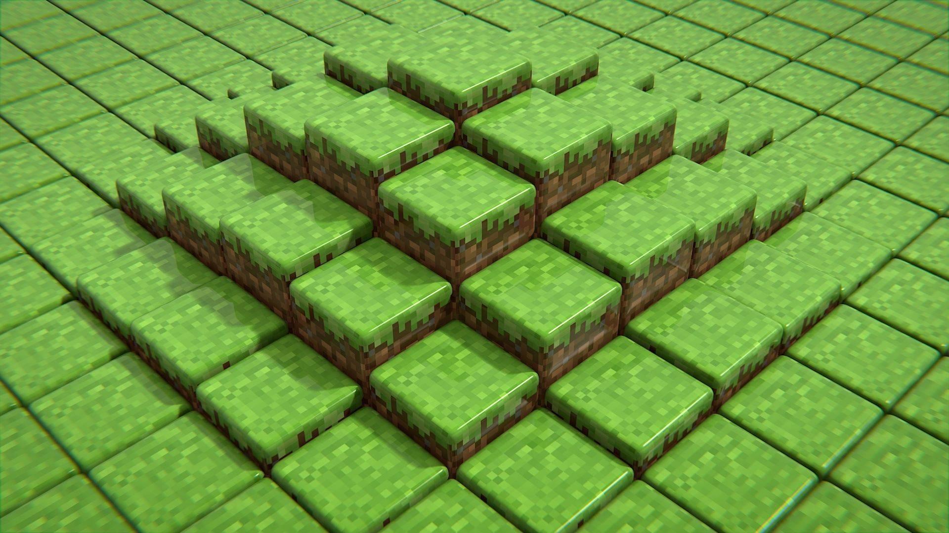 Minecraft: Green Hill #24095 / Good