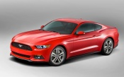 Ford Mustang 2015, front left side view